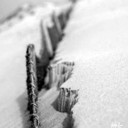 petite falaise de sable