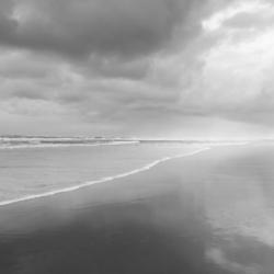 ocean, cap ferret, noir te blanc, bassin arcachon, krystyne ramon